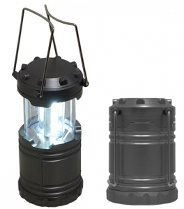 COB LEDスライド式ランタン