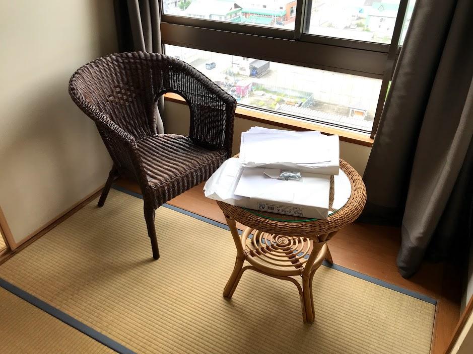 ポイント2.部屋は備え付けの家具があるかどうか