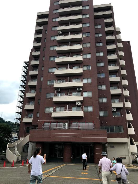 湯沢リゾートマンション4軒目:唯一の天然温泉大浴場