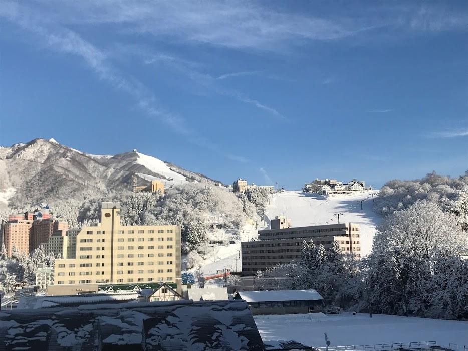 とうちゃんはテンネンパーマ 2020年 冬の3ヶ月間新潟県湯沢町に短期移住、家族で二拠点生活開始