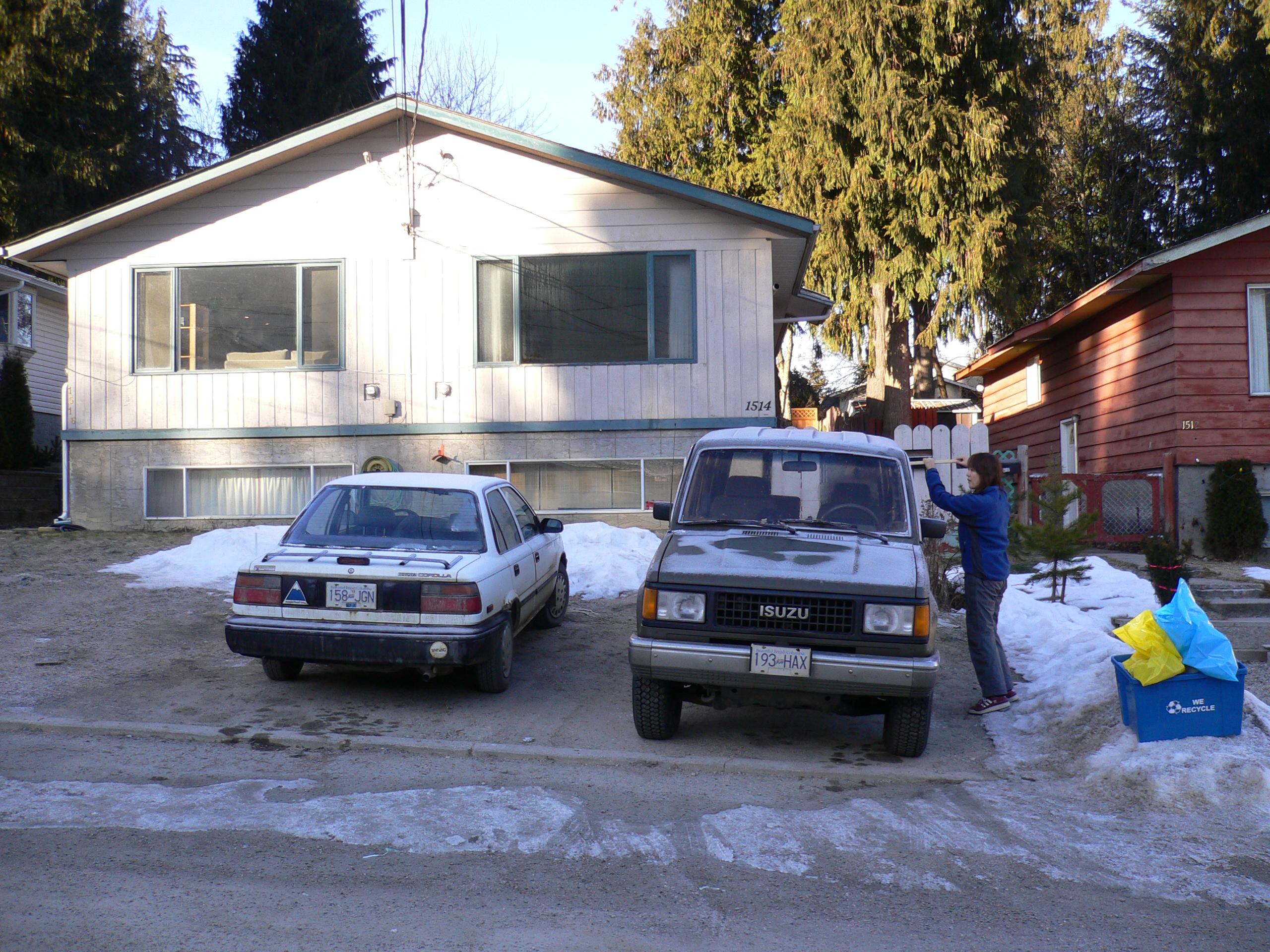 とうちゃんはテンネンパーマ プロフィール 30歳を迎える前に冬の3ヶ月間カナダに短期移住