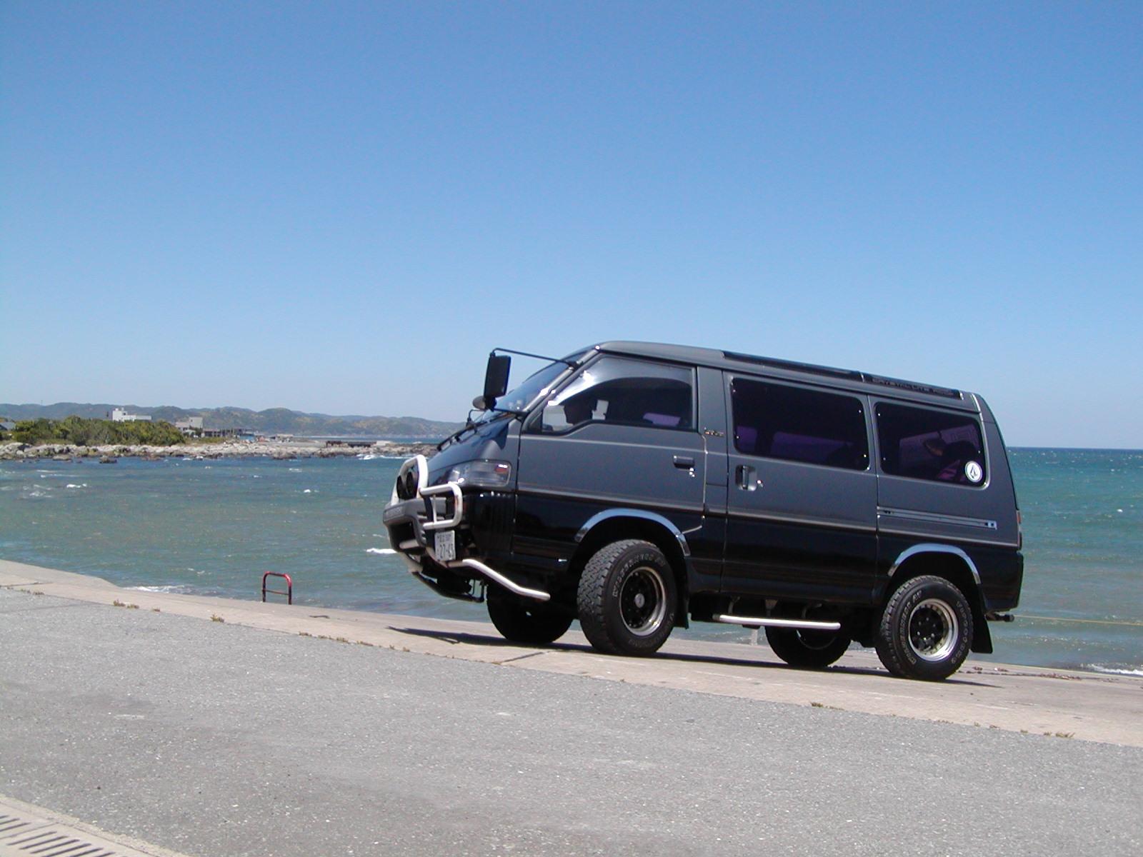 歴代車中泊してきた車種:デリカスターワゴン スーパーエクシード
