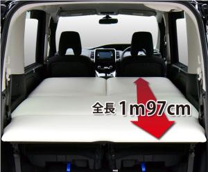 セレナ C27専用 ベッドキット レザータイプ 40mmクッション材