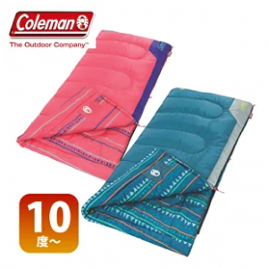 coleman コールマン 子供用寝袋 封筒型 かわいい コンパクト 152cm