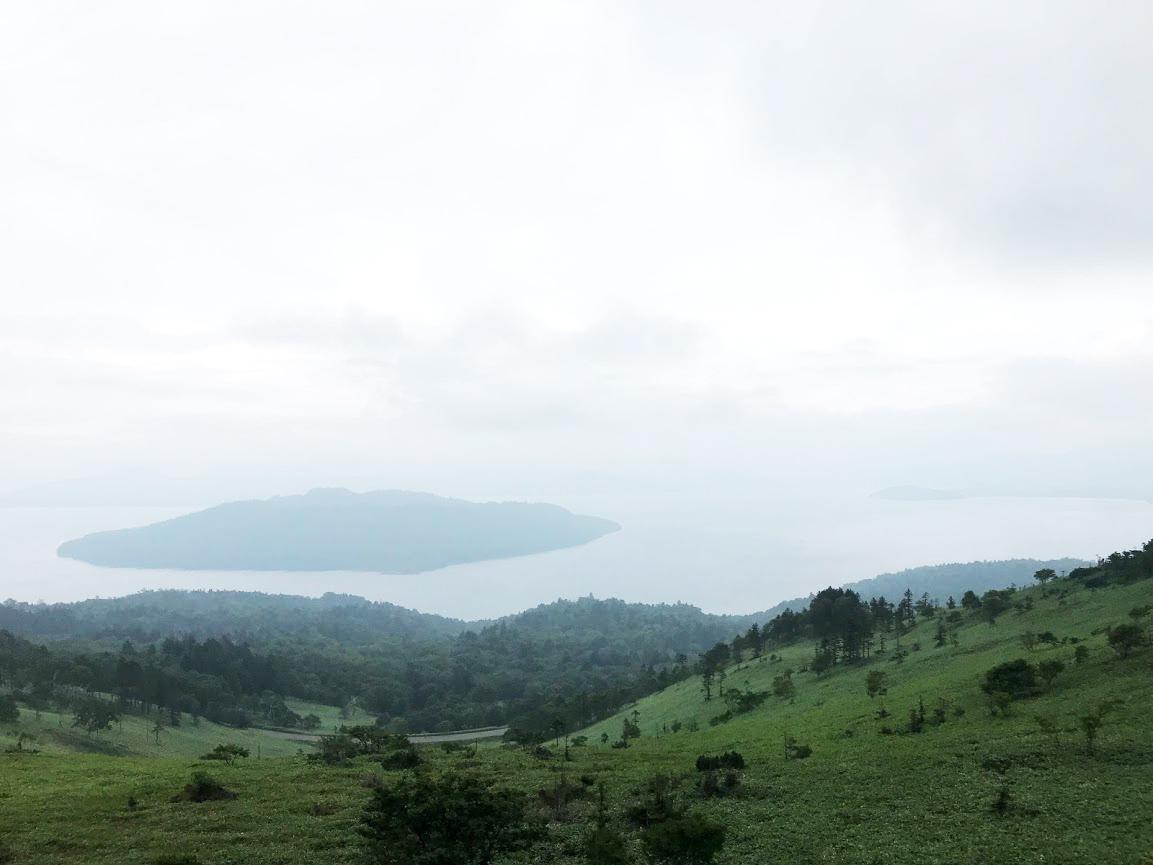 北海道一周車中泊旅 屈斜路湖
