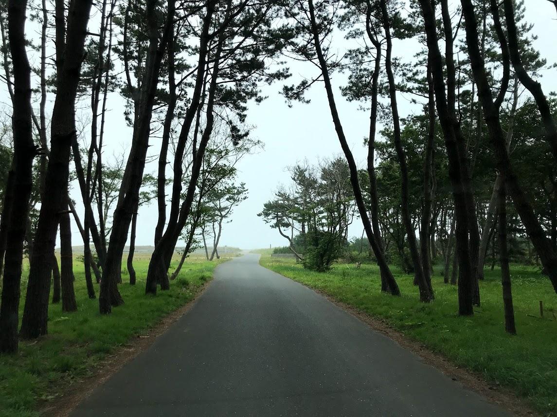 北海道一周車中泊の旅 1日目 青森サーフポイント