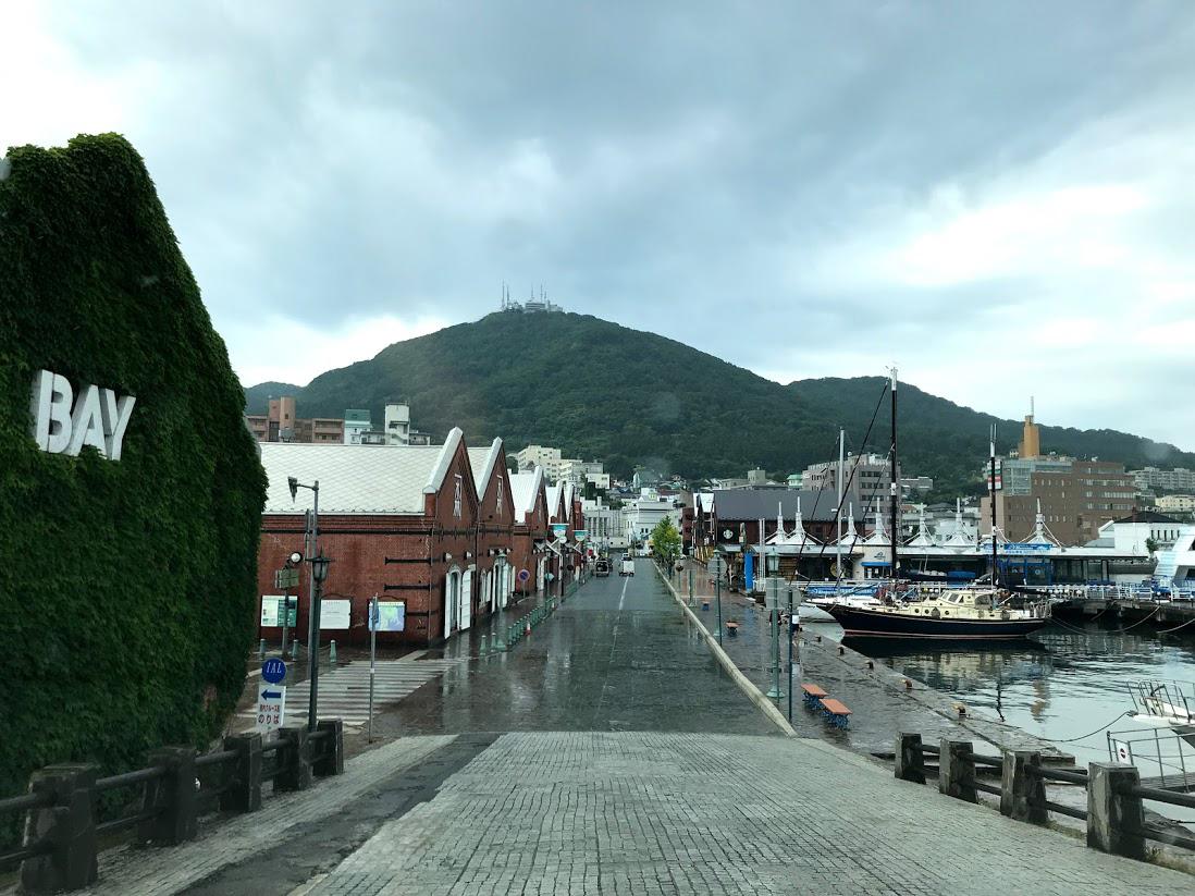 北海道一周車中泊旅 函館