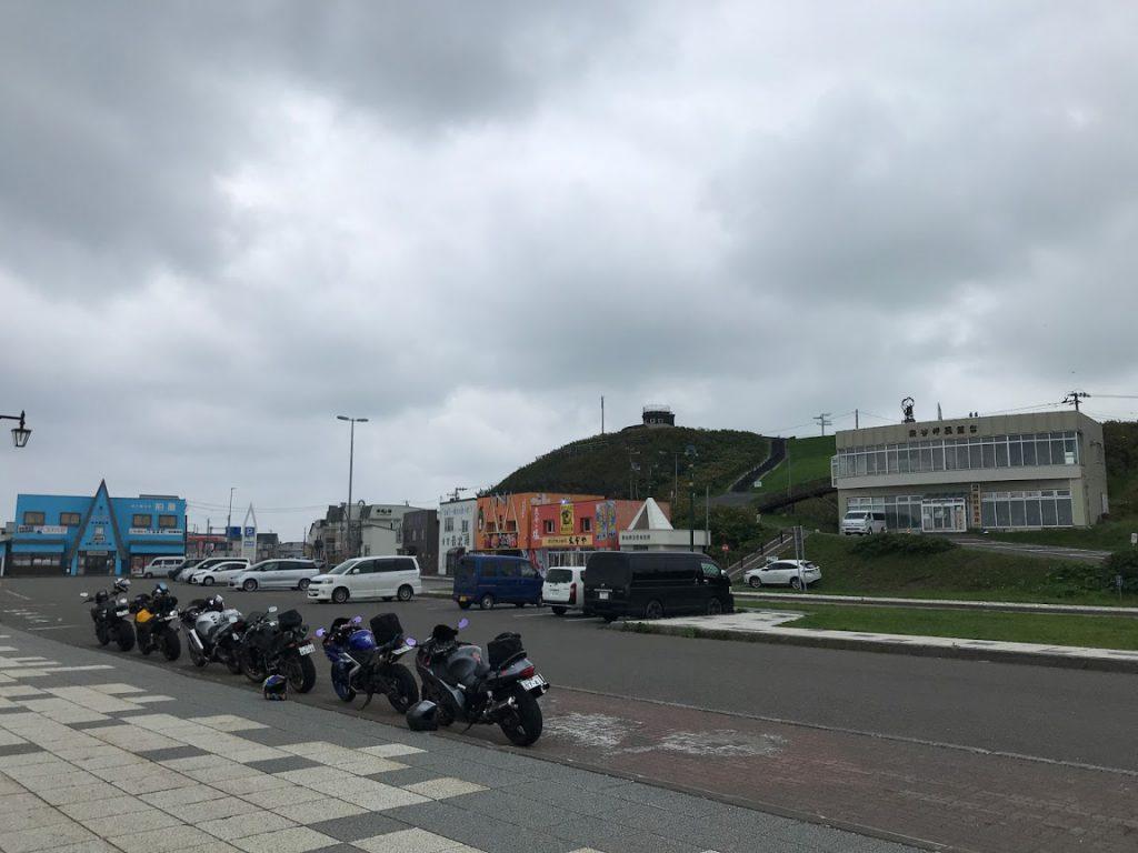 北海道のコンビニや道の駅にはゴミ箱が少ない