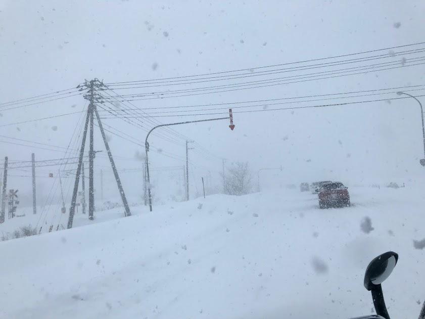 冬の車中泊場所「北海道編」