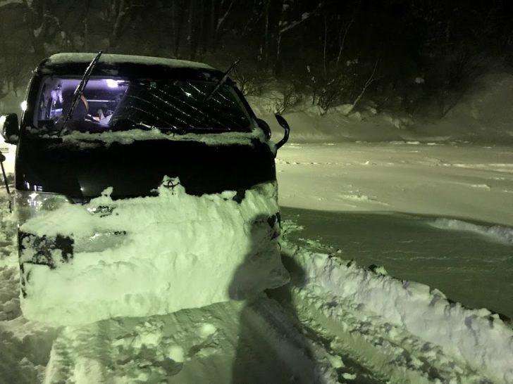 冬の豪雪地帯で子連れ車中泊を楽しもう!車中泊歴20年の夫婦が教える必需品と寒さ対策!