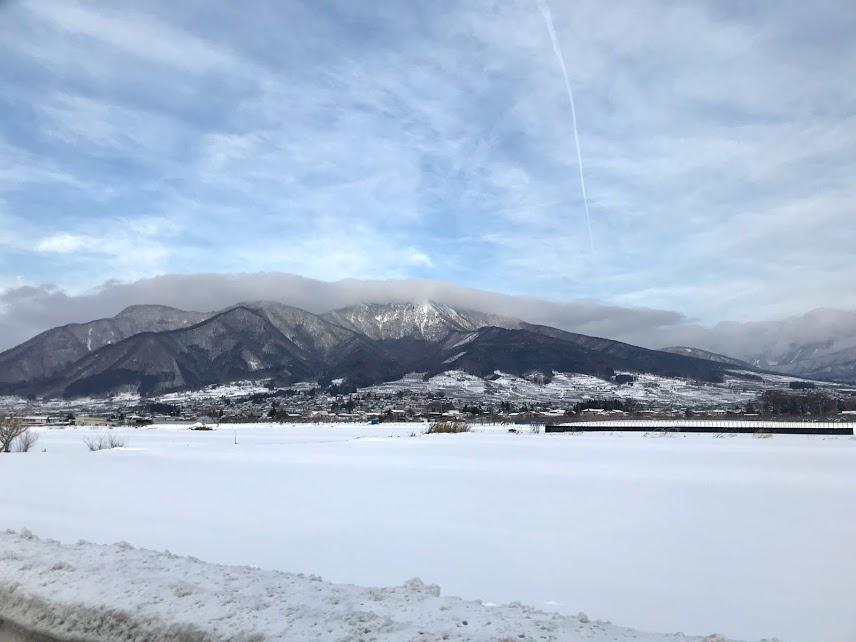 冬の車中泊場所「新潟・長野編」