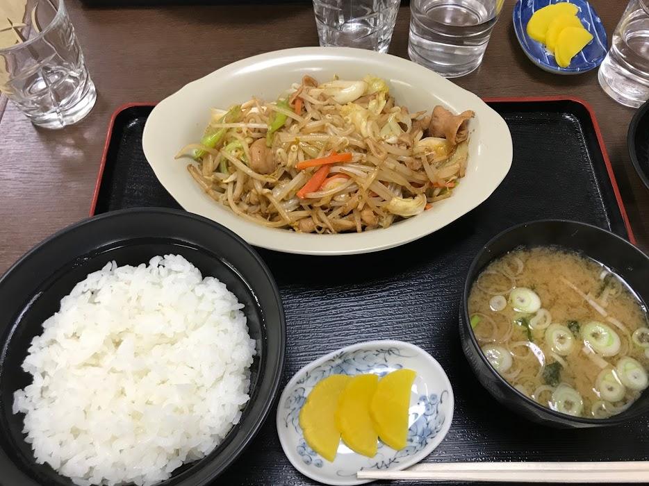 青森県内にある定食屋さん