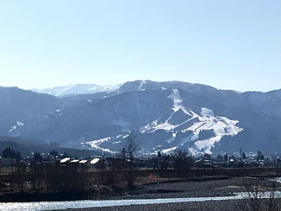 2019年1月11日石打丸山スキー場