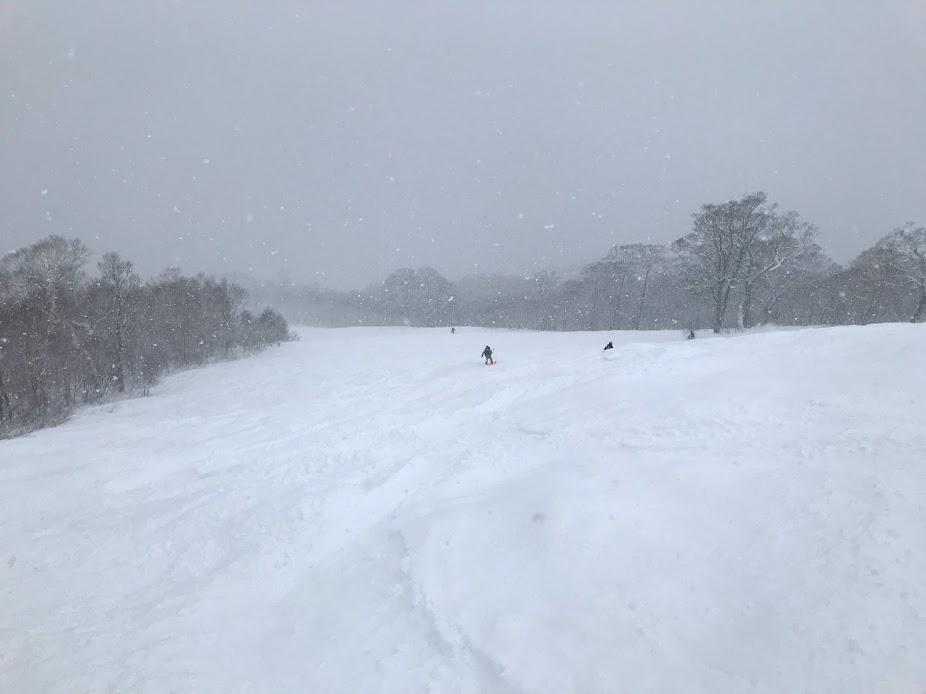 かぐらスキー場:ジャイアントコース