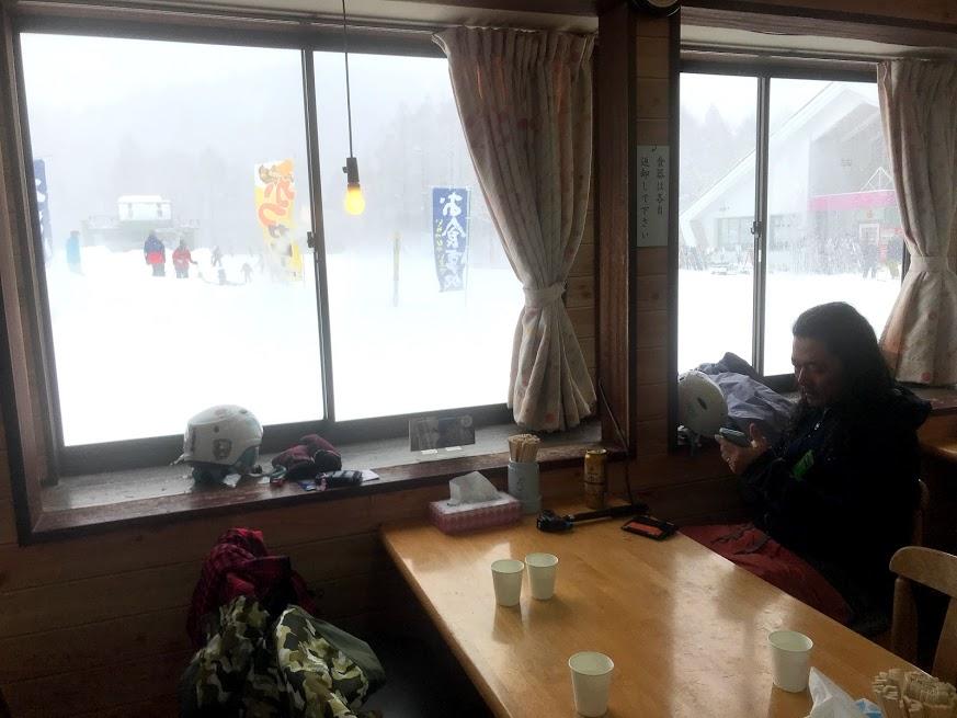 斑尾高原スキー場 ウエストバレー