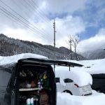 野沢温泉スキー場で車中泊!アクセスも良くトイレも綺麗なオススメ場所