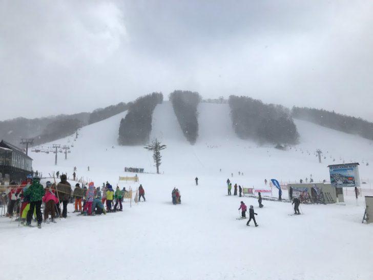 【スキー場車中泊の旅】戸隠スキー場は忍者スロープが子連れに人気でおすすめ!