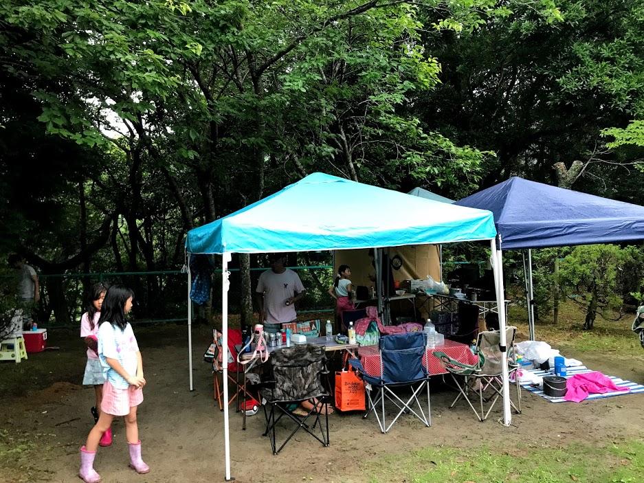 【人気の車中泊場所.3】オートキャンプ場
