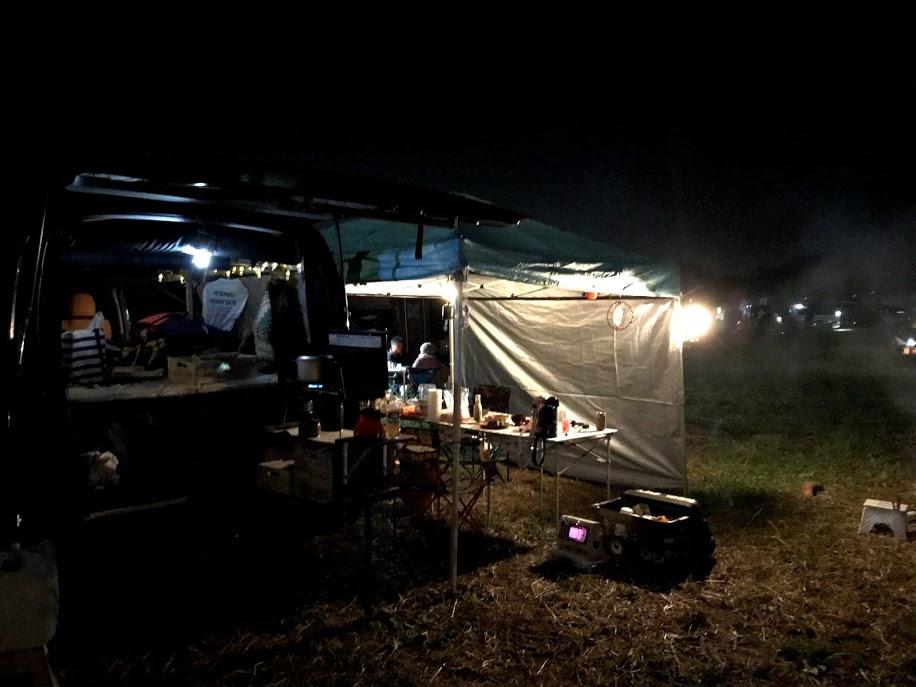 子供連れ車中泊におすすめ:オートキャンプ場