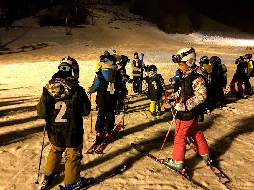 【二拠点生活】毎週土曜日はフリースタイルジュニアスキーチームのレッスン