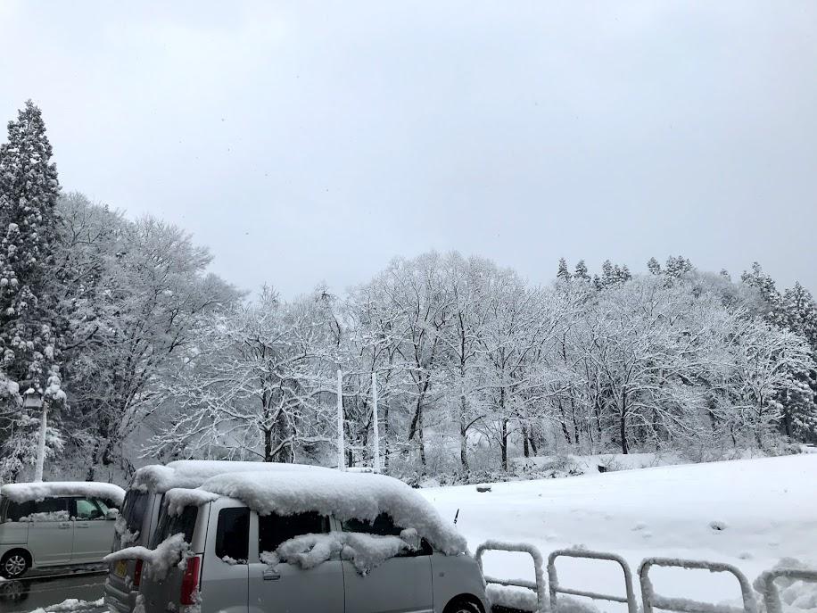 湯沢リゾートマンションのメリット:雪掻きが必要ない
