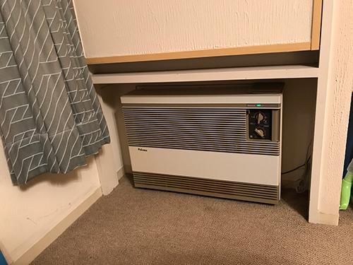 リゾートマンションのメリット6:予想以上に暖かい