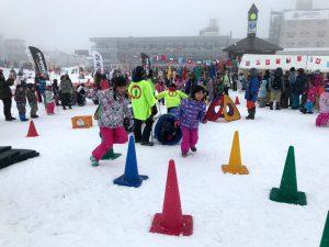 スキー場で中止されていたイベントも復活