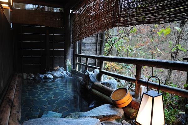 栃尾又ラジウム温泉 自在館
