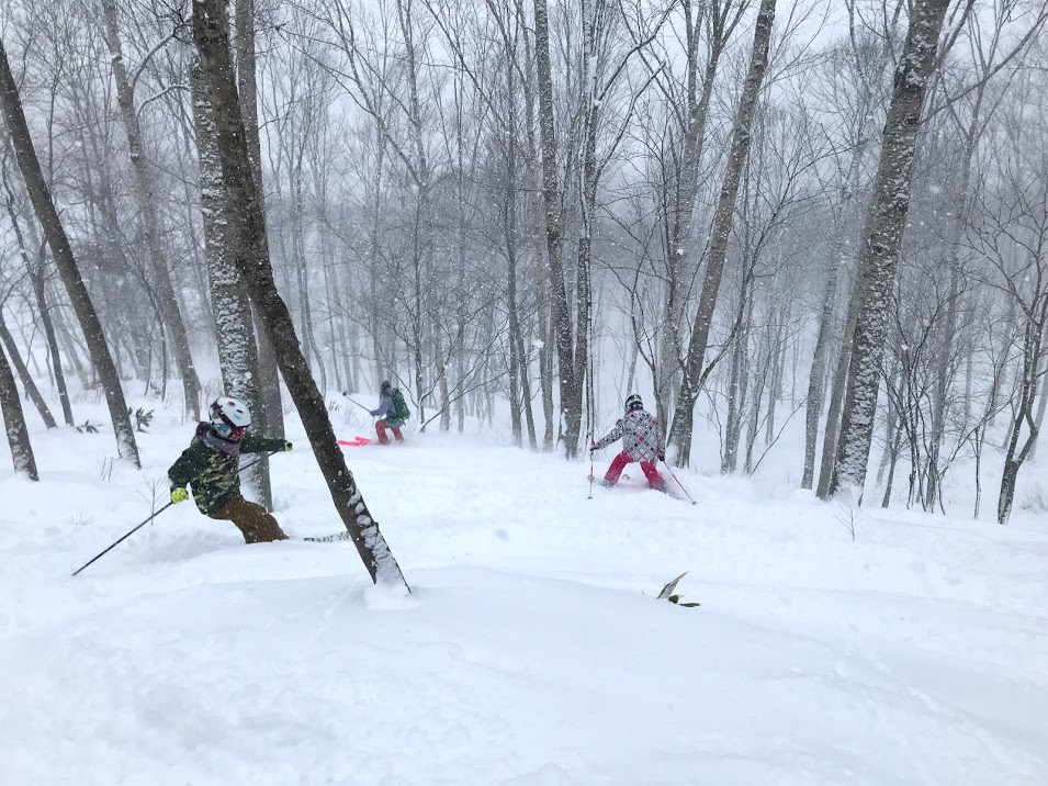 週4回は家族でスキーへ、家族の時間が圧倒的に増える
