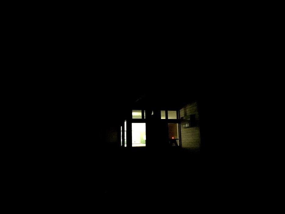 前日夜に戸隠スキー場で子連れ車中泊