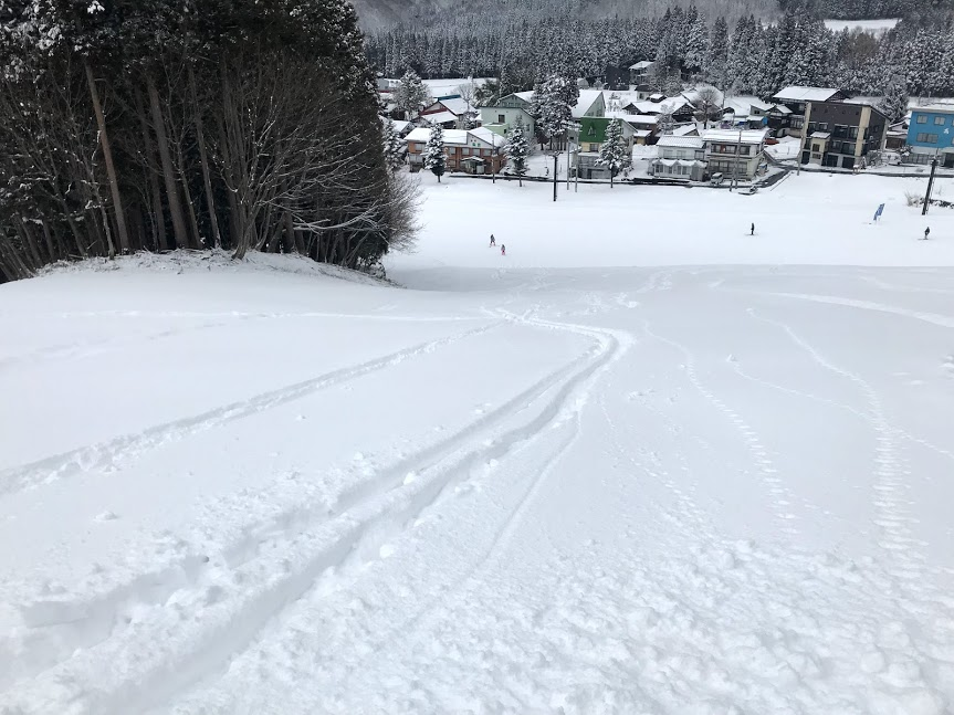 【スキー場の雪不足】湯沢パークリゾートは3/11で営業終了