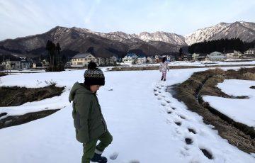 子供も地元の学校へ。冬だけ雪国で暮らす新しい二拠点生活のススメ!