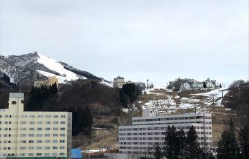 【スキー場の雪不足】湯沢のスキー場も3月早々で営業終了するところも!