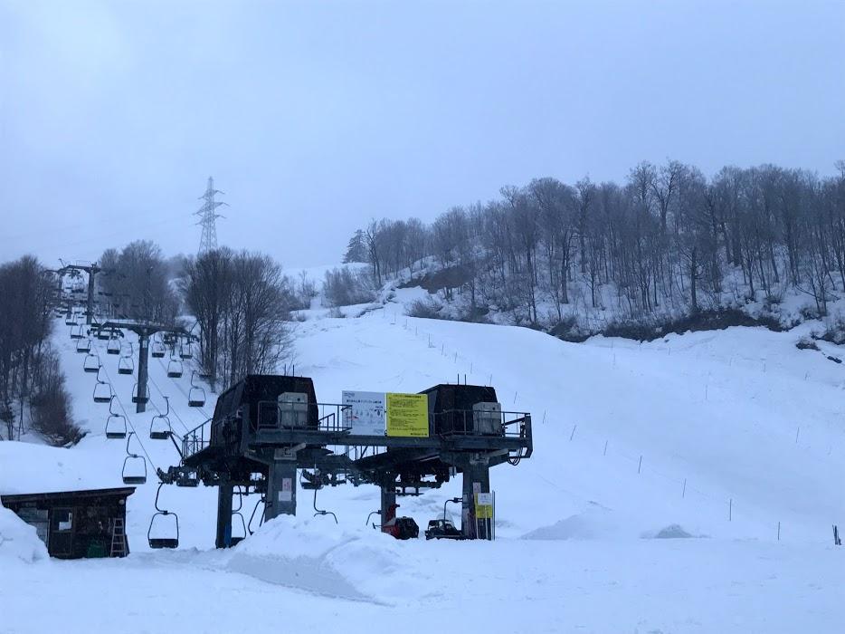 奥只見丸山スキー場 2020年3月14日
