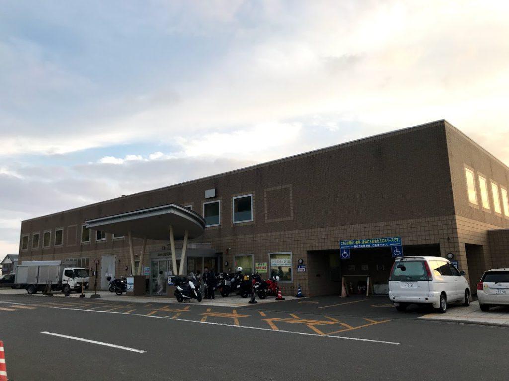 北海道一周車中泊旅4日目:稚内温泉で温まり宗谷岬で車中泊