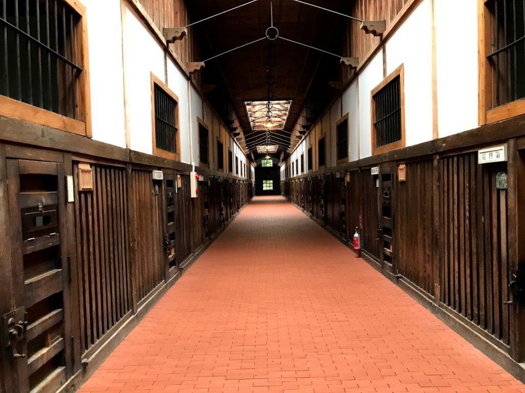北海道車中泊旅5日目:網走監獄