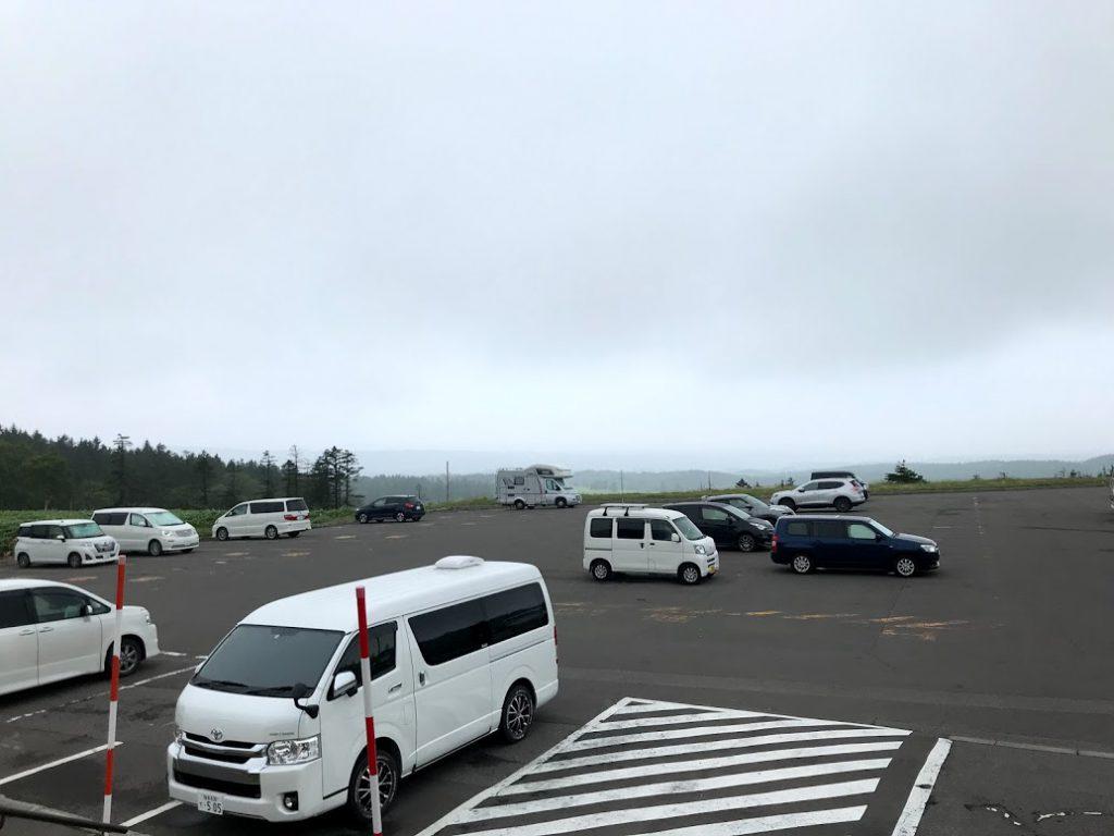 北海道一周車中泊旅6日目:道の駅 ぐるっとパノラマ美幌峠