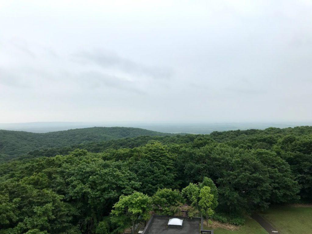 北海道一周車中泊旅6日目:釧路湿原展望台