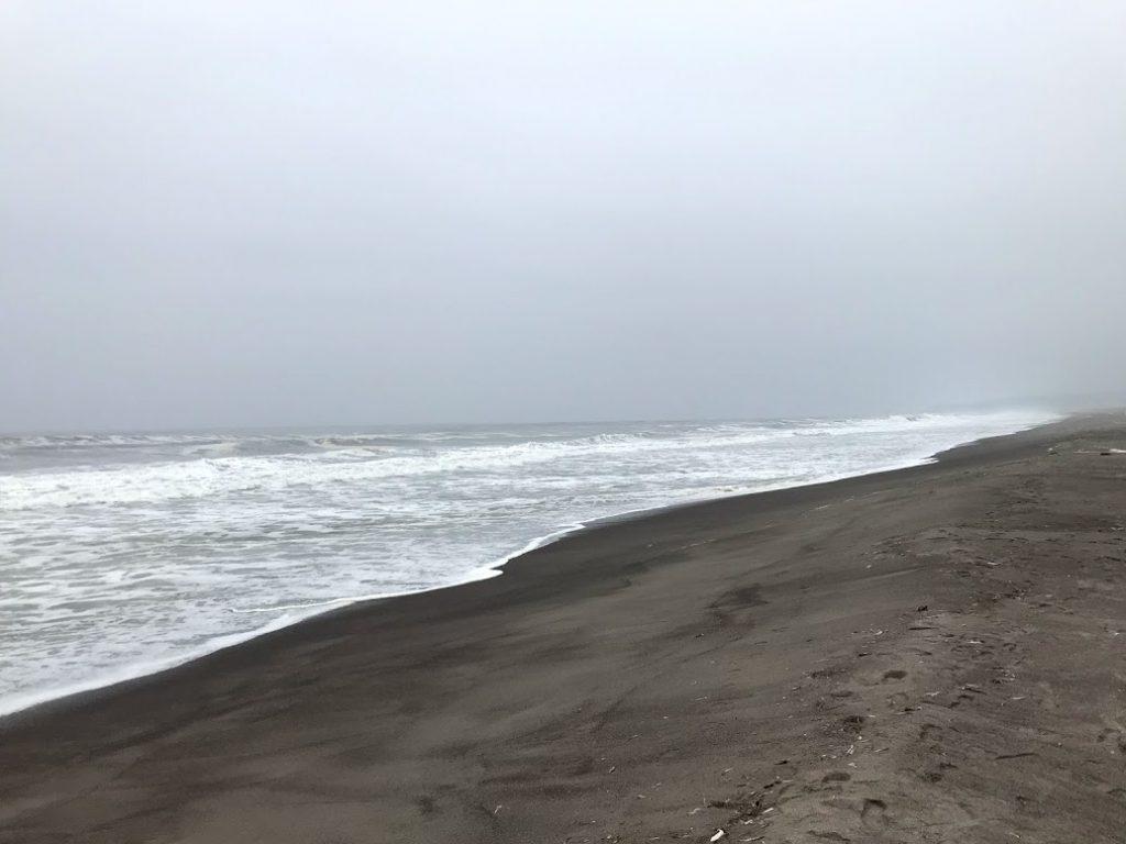 北海道一周車中泊旅6日目:サーフポイントチェック