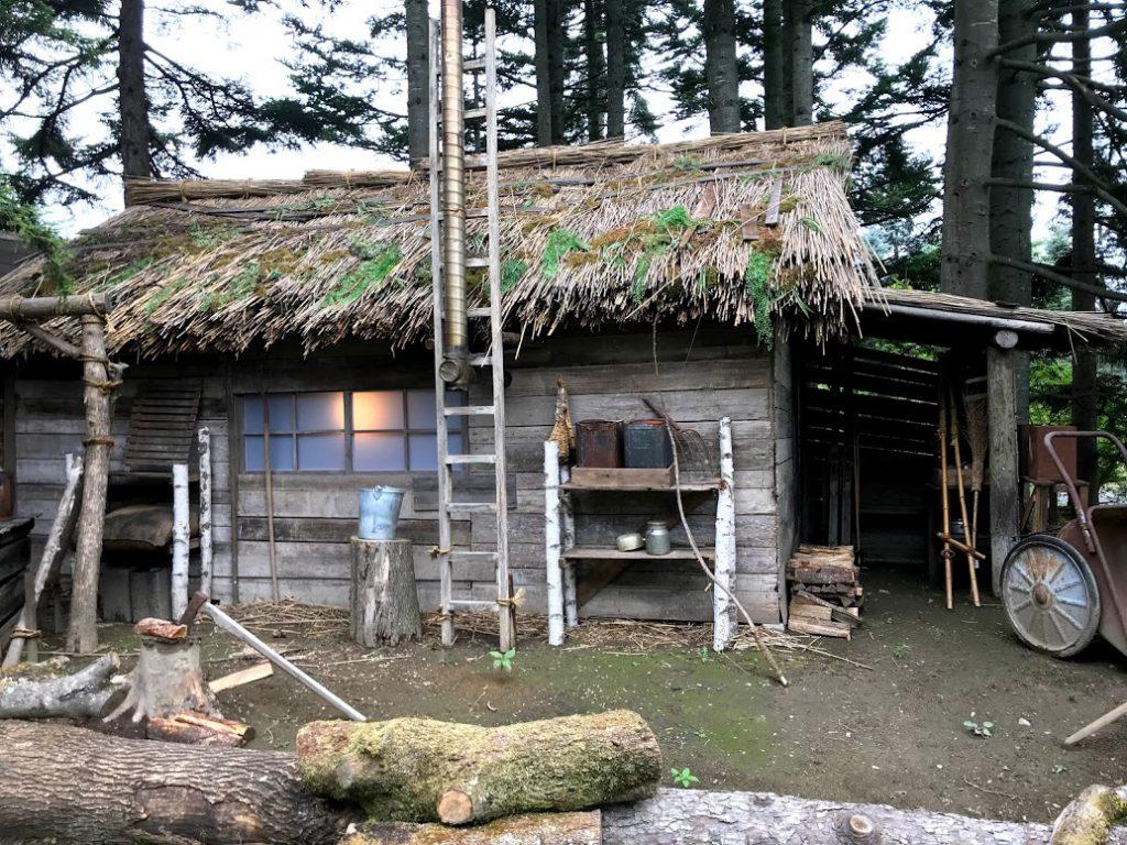 北海道一周車中泊旅6日目:「なつぞら」の天陽の家を観に真鍋庭園へ