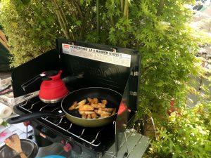 庭キャンプにおすすめご飯・レシピ