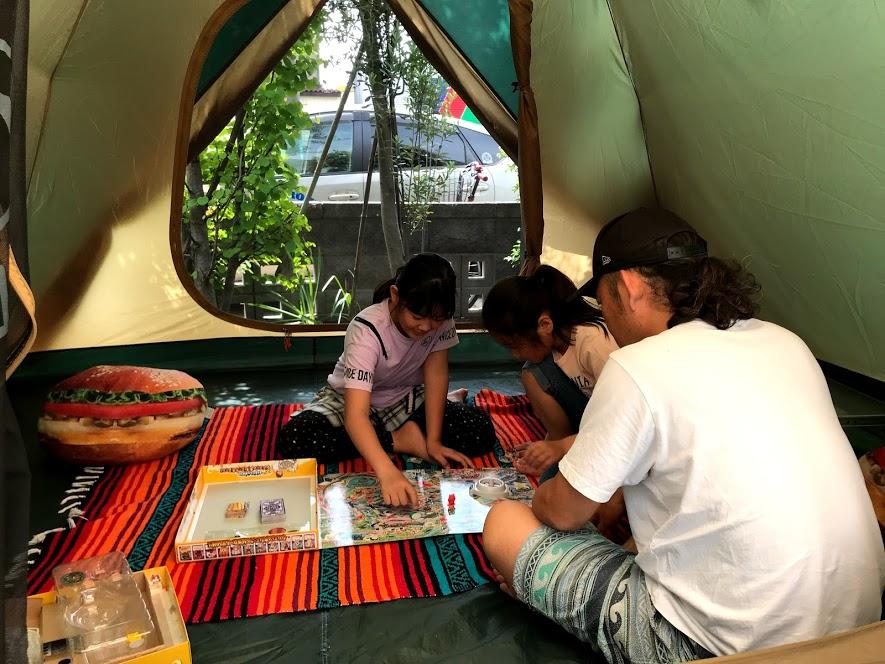 「お家キャンプ」は子供とのマンネリ化したお家時間におすすめ