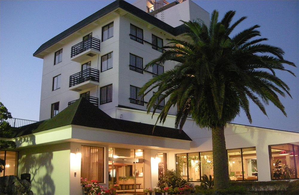 白子温泉 ホテル カナアパリ