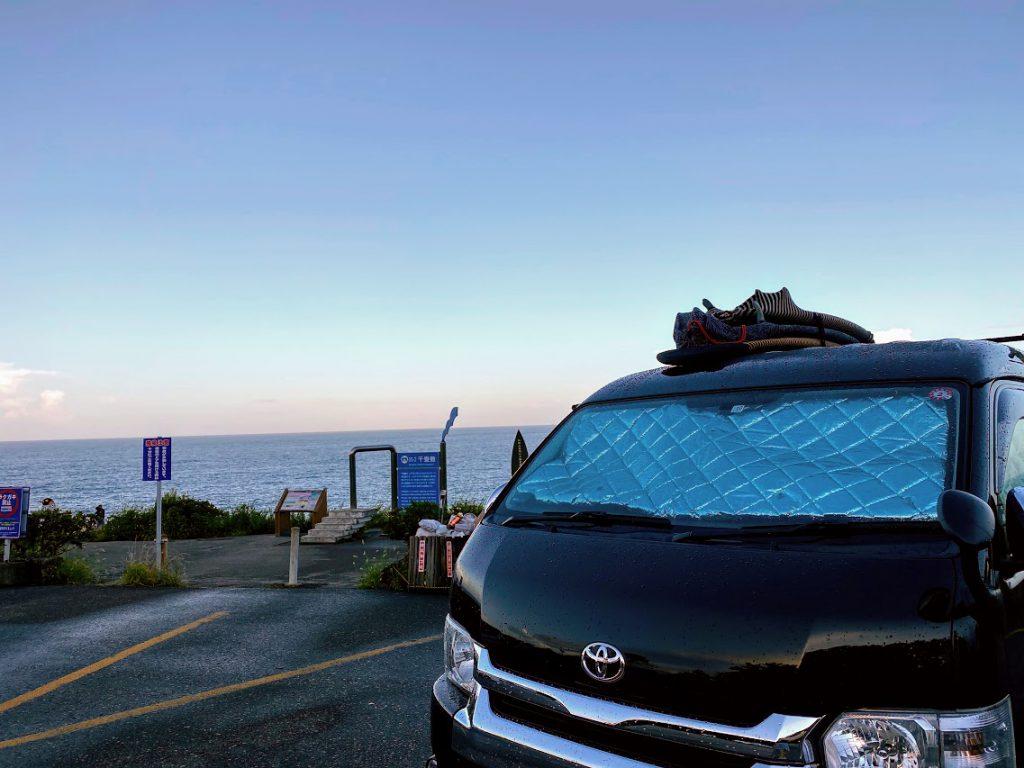 熱帯夜のビーチ4連泊を扇風機だけで過ごして実証した結果