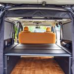 一番快適な車中泊ベッドはこれ!ハイエースベッドキットの機能を徹底紹介