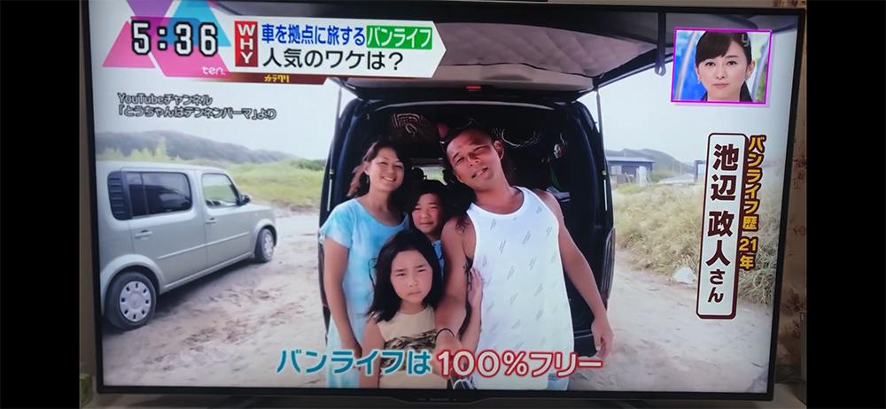 2020年7月 読売テレビ「かんさい情報ネットten」に出演