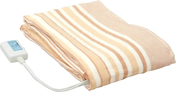 車中泊におすすめ電気毛布:コンパクトに収納可能