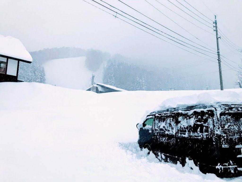 冬の車中泊で暖房無しで過ごすために必要なこと
