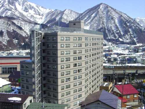 湯沢町 駅前のリゾートマンション