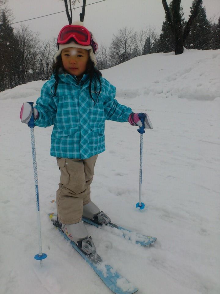 子供のスキーに必要な持ち物